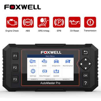 Foxwell NT614 Elite OBD2 Car Diagnostic Tool OBD2 Code Reader ENG/ABS/SRS/SAS+EPB/Oil Service Reset ODB2 OBD2 Automotive Scanner - DISCOUNT ITEM  32 OFF Automobiles & Motorcycles