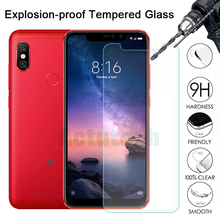 Clear Phone Screen Protector for Redmi 7 4A 5A 6A 4X Toughed Tempered Glass Protective Film for Xiaomi Redmi 6 pro 5 Plus 4 S2 protective pc clear screen films w cleaning cloth for xiaomi mione 1s transparent 6 pcs