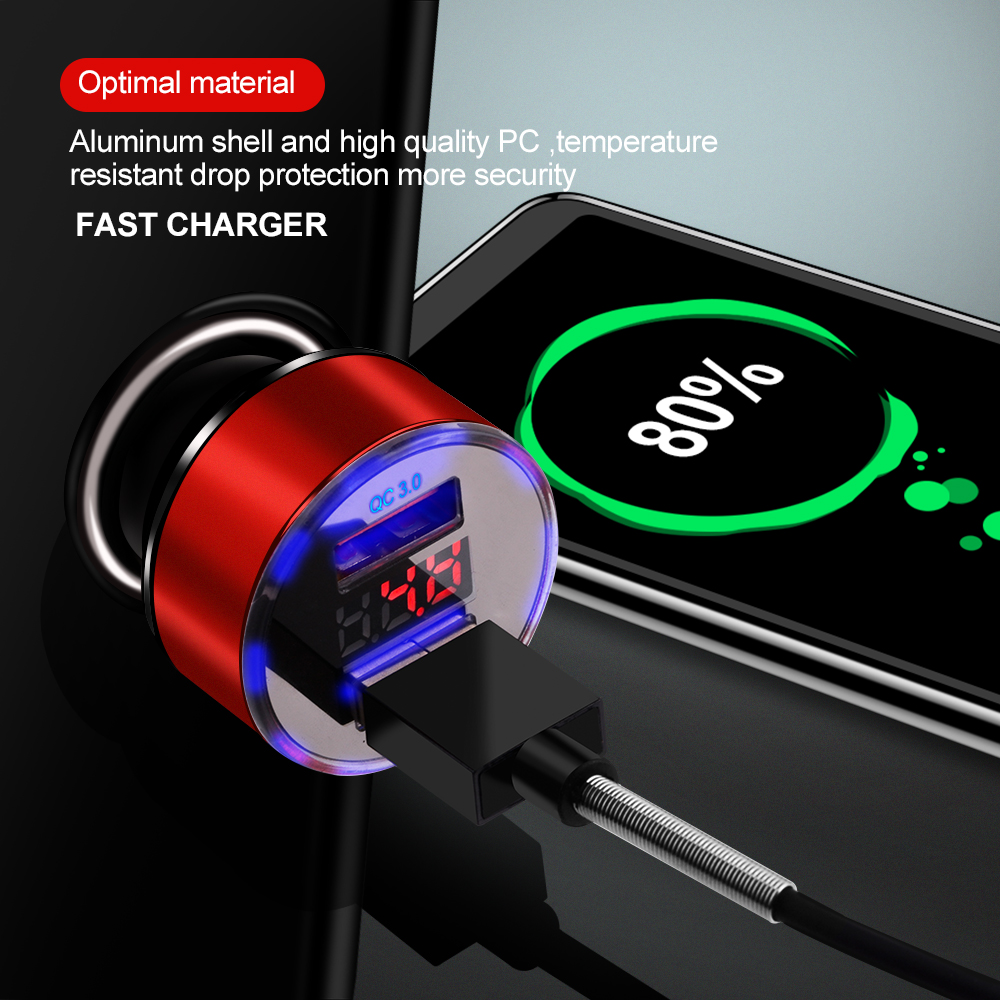 Fast USB Car Charger  1