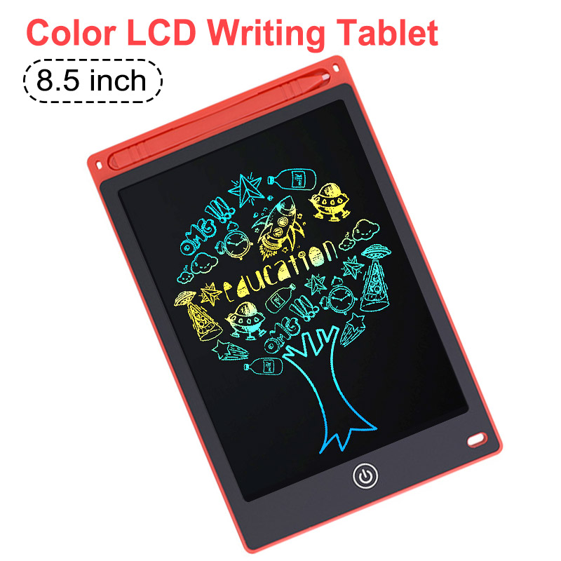 8.5 Inch LCD Writing Tablet Digital Erasable Drawing Tablet/Pad/Board For Kids Electronic Graphics Tablet Writing Drawing Tablet
