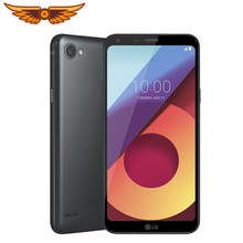 Orijinal LG Q6 Octa çekirdek 5.5 inç 2GB RAM 16GB ROM 13MP kamera 1080P WIFI LTE Unlocked cep telefonu Android cep telefonu