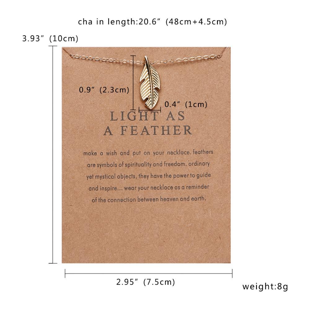 Rinhoo бабочка слон жемчуг любви золотого цвета Кулон ожерелье s цепочки на ключицы ожерелье модное ожерелье женские ювелирные изделия - Окраска металла: NC18Y0304