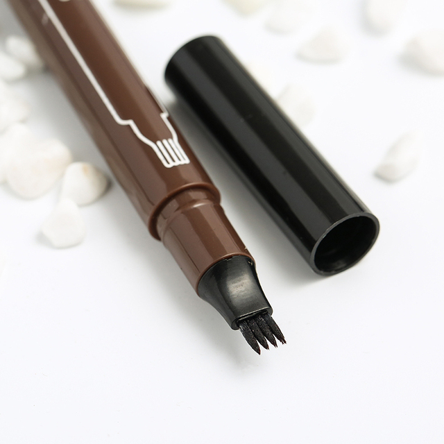 Eyebrows Enhancer Rising Eyebrows Growth Serum Eyebrow Pencil Long Lasting Professional Eyelash Growth Liquid Makeup Women 4