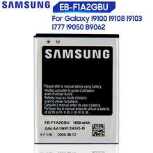 Samsung batería de repuesto Original para Galaxy S2, I9100, I9050, B9062, I9108, I9103, I777, EB F1A2GBU, 1650mAh