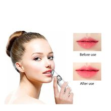 USB Rechargeable Thermal Heat Eye Massager Beauty Instrument Eyes Bag Black Circle Remover wireless eye massager eyecare instrument eyes massager hot compress black rim of the eye beauty instrument eye eyesight instrume