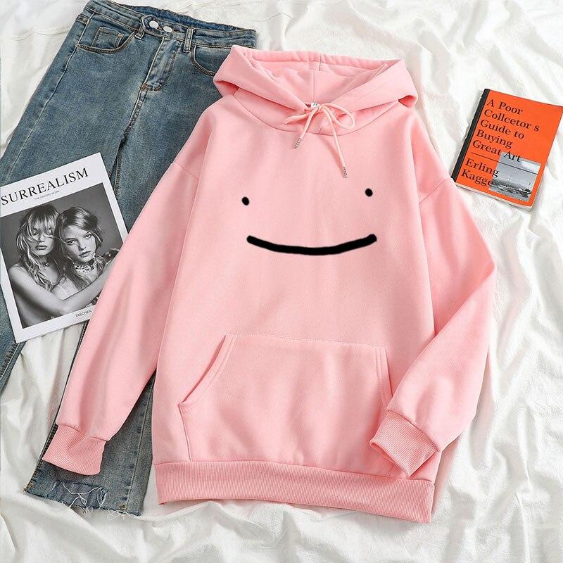 Dream Smp Men/Women Hoodie Fashion All-match Unisex Sweatshirt Retro Cute Long Sleeve Personality Streetwear Casual Pullover Top 5
