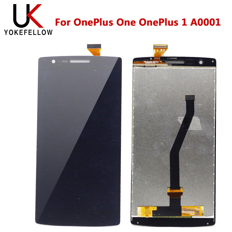 Touch Screen For OnePlus One OnePlus 1 A0001 LCD Display With Touch Screen Assembly