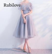 Rubilove Banquet dress 2019 new bridesmaid in the long section annual meeting female toast clothing summer