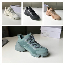 Woman Shoes Stretch Flat Genuine-Leather Fashion CHOLYL Shallow Star-Style Colorful