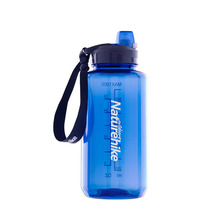 1000ml Camping Hiking Bottle Clear Outdoor Bicycle Sport Water Bottles camping hiking sports bottles