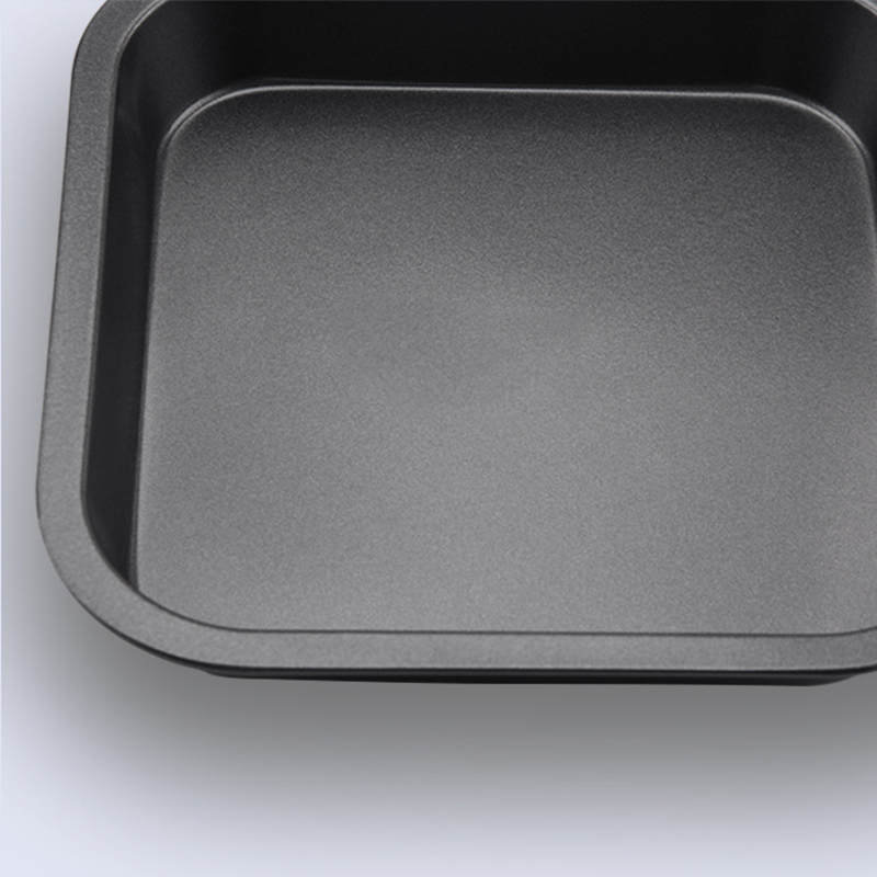 7.5 Inch Square Baking Pans Carbon Steel Toast Bread Mold Non Stick Oven Steel Trays Baking Supplies Baguette Baking Tray