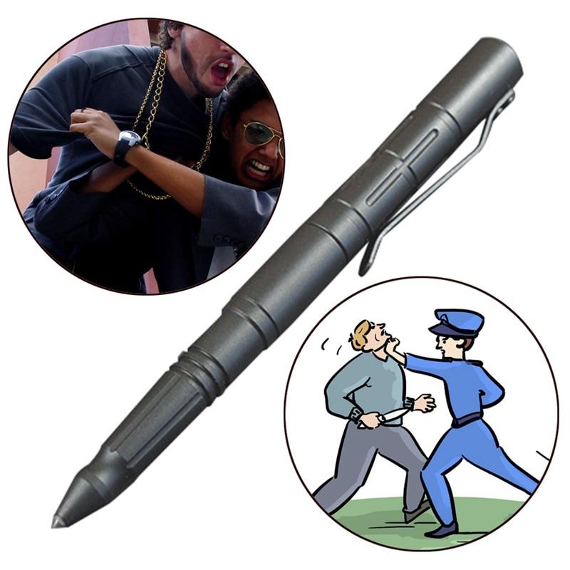 Auto-defesa suprimentos caneta tática ferramenta de auto defesa proteção segurança pessoal defesa