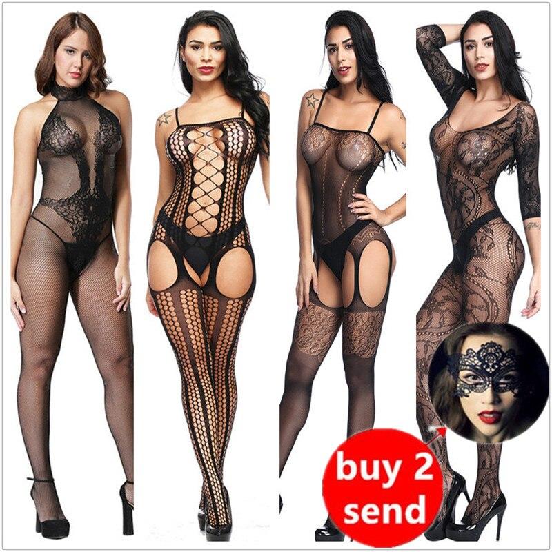 New Sexy Lingerie Porno Erotic Langerie Sexy Underwear Lenceria Femenina Transparent Plus Size Women Lingerie Sexy Costumes(China)