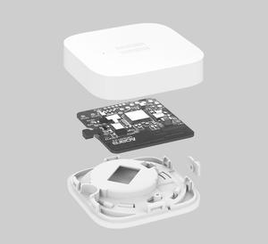 Image 2 - Versão global aqara sensor de vibração choque sensor de sono objetivos de monitoramento de alarme choque de vibração trabalho mi home app