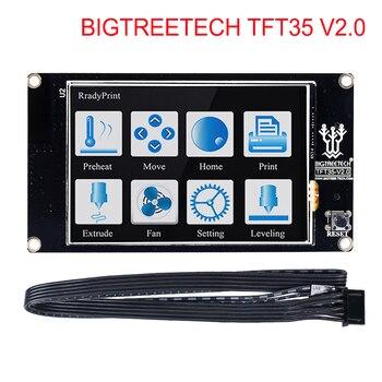 BIGTREETECH TFT35 V2.0 écran tactile contrôleur intelligent affichage 3.5 pouces écran tactile pour SKR V1.3 MKS Gen V1.4 pièces d'imprimante 3D