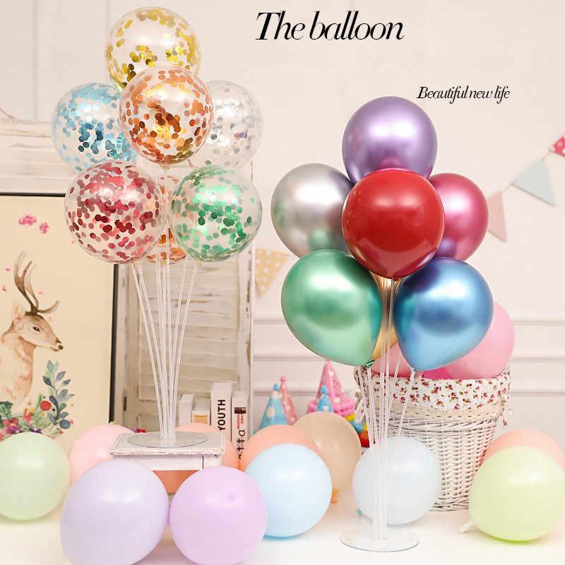 Balon Berdiri Balon Pesta Ulang Tahun Anak-anak Dewasa Balon Dekorasi Aurélie Globos Balony Ballon Berdiri Baloon