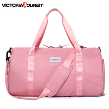 Victoriatourist Travel bag women Luggage bag versatile Duffle bag for business trip leisure sport gym General purpose handbag