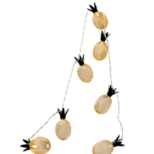 Northern Europe Led Pineapple Small String Ins Room Arrangement Bedroom Originality Decorate Novelty Lighting Lamp cheap kakaxi Holiday ROHS