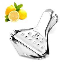 Соковыжималка для лимона, кухонные инструменты, соковыжималка для апельсинов из нержавеющей стали, соковыжималки для фруктового сока, быстрая ручка, многофункциональный инструмент