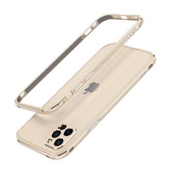 For iPhone 12 /12 Pro/12 Pro Max Mini /11 Pro Max 11 Aluminum metal bumper Frame Slim Cover phone case+ carmera Protector 8