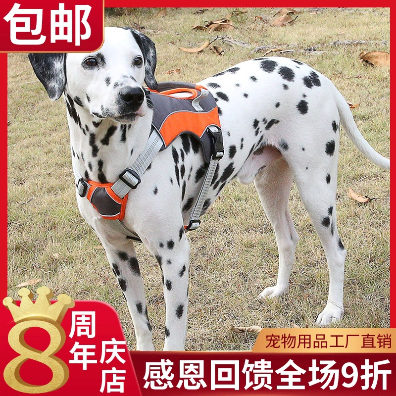 2020 Pet For New Style Dog Chest And Back With Outdoor Large Dogs For Sports Chest And Back Big Dog Chest And Back Hand Holding