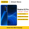 Смартфон Realme X2 Pro на Android 6,5, 8-ядерный процессор Snapdragon 855 Plus, камера 64 мп, 4000 мАч, 50 Вт