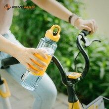 Revomax 650ml /22oz esportes copo torção-livre-parafuso tritan garrafa de água com tampa de mão única à prova de vazamento, não-tóxico