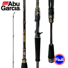 Abu Garcia VENDETTA PLUS Carbon Fishing rod 1.83-2.44m FUJI Guide Ring Fast Spinning Casting Rod UL L ML M power Fishing Tackle