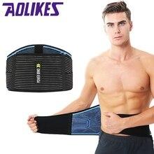 Practical Adjustable Waist Protection Belt Gym Fitness Weightlifting Multifunction Sweat Brace Support Splint