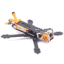 SKYSTARS 5 inch 228mm G520L Freestyle Quadcopter Frame kit for DJI Digital FPV System for DJI FPV Air Unit w/ Antenna Holder