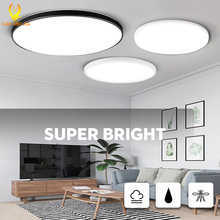 Modern Led Ceiling Lights Fixtures 15W 20W 30W 50W Surface Led Ceiling Lamp 220V Panel Lights for Living Room Kitchen Home Decor