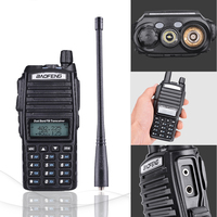 שני הדרך רדיו uhf 2pcs Baofeng UV82 מכשיר הקשר 8W UHF & VHF כפול PTT Ham Radio אמאדור UV 82 ציד רדיו תחנת UV82 שני הדרך רדיו Comunicador (3)
