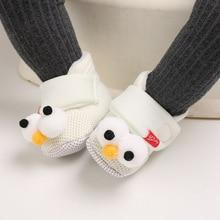 Boots Crib-Shoes Toddler Newborn Girls Baby Boys Winter Infant Fashion Warm Unisex 0-18M