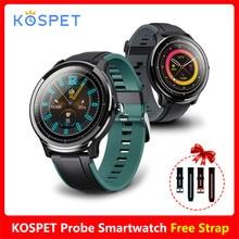 KOSPET PROBE IP68 Waterproof Smart Watch Men 24Hours Heart Rate Measurement Sleeping Monitor Sports Mode Smartwatch for Women