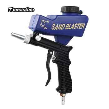 Anti-rust Protection Air Sand Blaster Gravity Sandblasting Gun Handheld Pneumatic Gravity Sandblasting Machine Pneumatic Tool - DISCOUNT ITEM  40 OFF Tools
