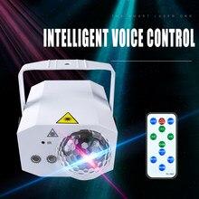 16 modèles Disco Laser lumière rvb projecteur LED DJ scène lumière maison fête KTV décoration danse scène boule éclairage spectacle