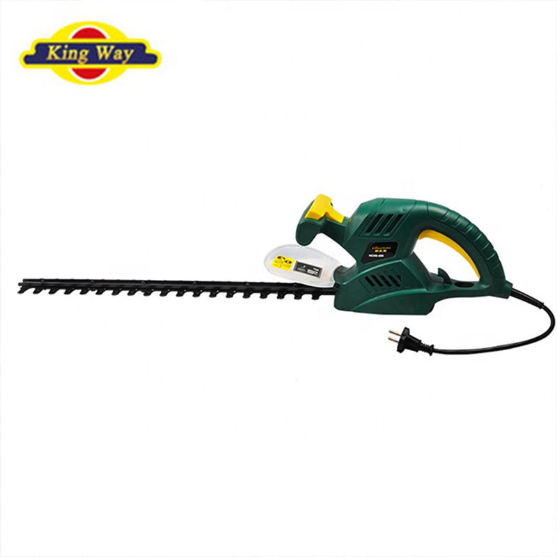 Double Blade Electric HedgeTrimmer with Roadside Pruning|Hedge Trimmer| |  - title=