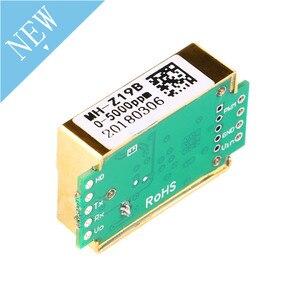 Image 2 - MH Z19 MH Z19B 赤外線 CO2 センサモジュール二酸化炭素ガスセンサーため CO2 モニター 0 5000ppm MH Z19B NDIR とピン