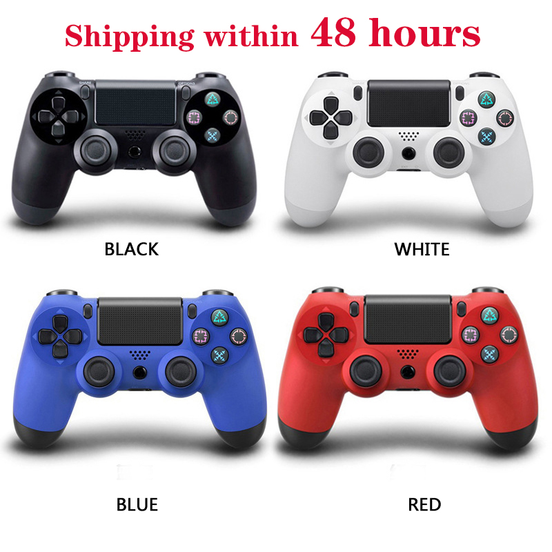 Bluetooth Gamepad For Playstation Sony PS4 <font><b>wireless</b></font> <font><b>controller</b></font> Joystick Joypad Controle for DualShock Vibration Joystick For <font><b>PC</b></font> image