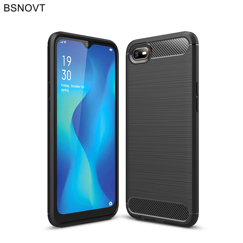 For Case Oppo A1k Phone Cover Soft TPU Silicone Shockproof Phone Case For Oppo A1k Cover For Oppo A1k CPH1923 Case 6.1