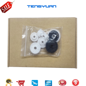 Image 5 - Compatible new 7gear/set RM1 2963 RM1 2963 000 RM1 2963 000CN LaserJet M712 M725 M5025 M5035 Fuser Drive Assembly printer parts