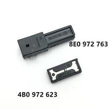 5 шт./лот 2-контактный автомобильный звуковой сигнал, соединитель жгута с клеммами для Volkswagen Audi 8E0 972 763 4B0 972 623