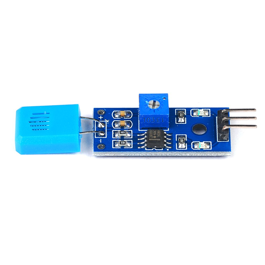 Humidity Sensor Module Hr202 Humidity Sensor Humidity Resistant Simple Communication Digital Temperature And Humidity Sensor