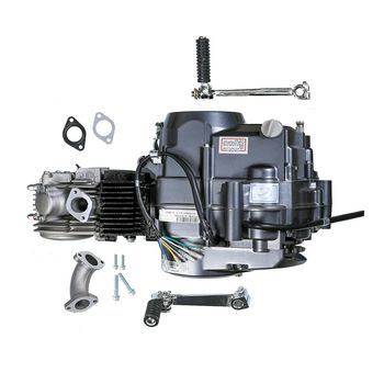 For Lifan 4 Stroke 125cc Engine Motor Air Cooled Manual Clutch for Pit Dirt Bike XR50 CRF50 Z50 CT70 CL70 SSR CT70 SSR Atomik