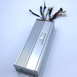 60V 72V 2000W 60Amax бесщеточный контроллер двигателя постоянного тока Kunteng контроллер синусоидальной волны для электровелосипеда
