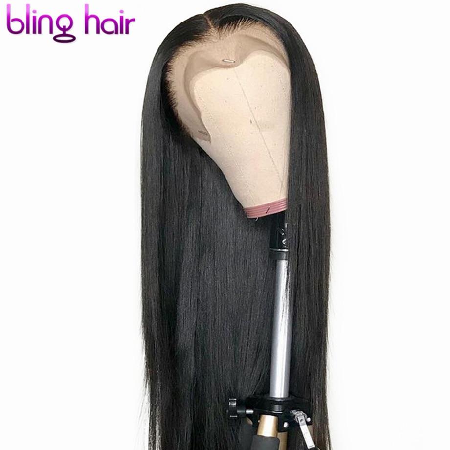 28 30 Polegada 13x4 frente do laço perucas de cabelo humano brasileiro em linha reta 4x4 5x5 6x6 7x7 peruca de fechamento para as mulheres pré arrancadas peruca de cabelo remy