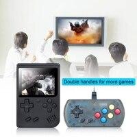 נייד משחקי שחקני משחק ניידות מיני וידאו נייד Bit קונסולת משחקי 8 מובנה 168 משחקים קלאסי LCD ילדים נוסטלגי רטרו קונסולת משחקים (3)