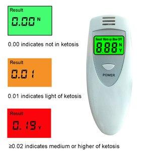 Image 4 - GREENWON ketosis meter breath ketone tester monitor fat burn & weight loss monitor detector keto ketyo meansurement
