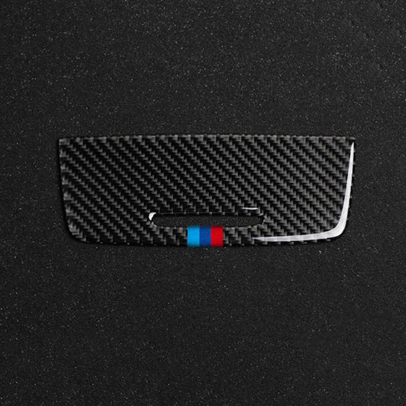 Autocollant d'autocollants de revêtement d'habillage de panneau intérieur de voiture pour BMW série 3 E90/E92 2005-2012