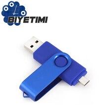 USB Flash Drive Pen Drive  pendrive 64gb 32gb 16gb  OTG external storage  Usb Memory Stick Flash Drive for smart phone